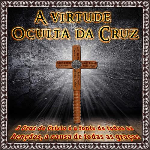 CD Virtude oculta da Cruz