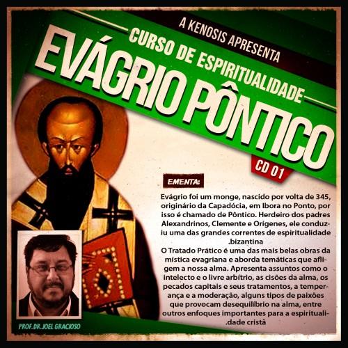 CD Curso de Espiritualidade Evágrio Pontico