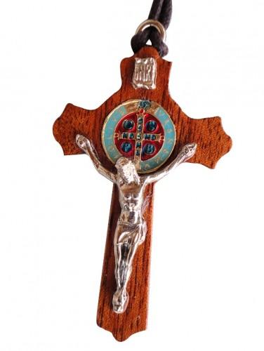 Crucifixo de pescoço 7cm