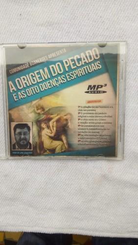 Kit de Formação Humana MP3: A Origem do Pecado e as Oito Doenças Espirituais
