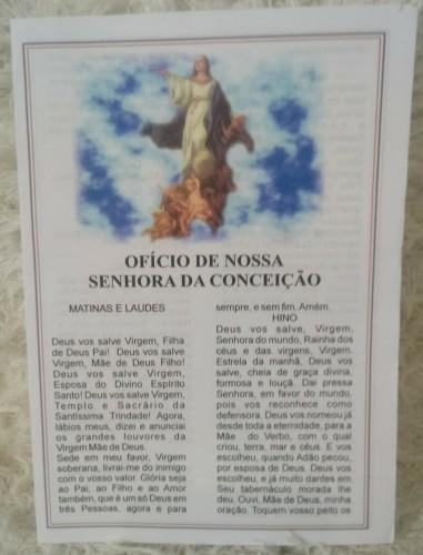 Oração do Ofício de Nossa Senhora