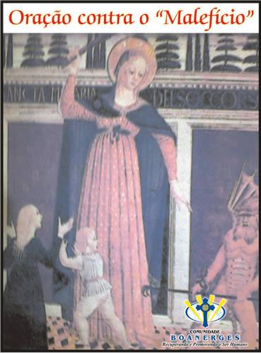 Oração contra Malefício