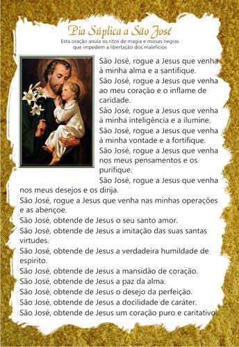 Pia Súplica a São José